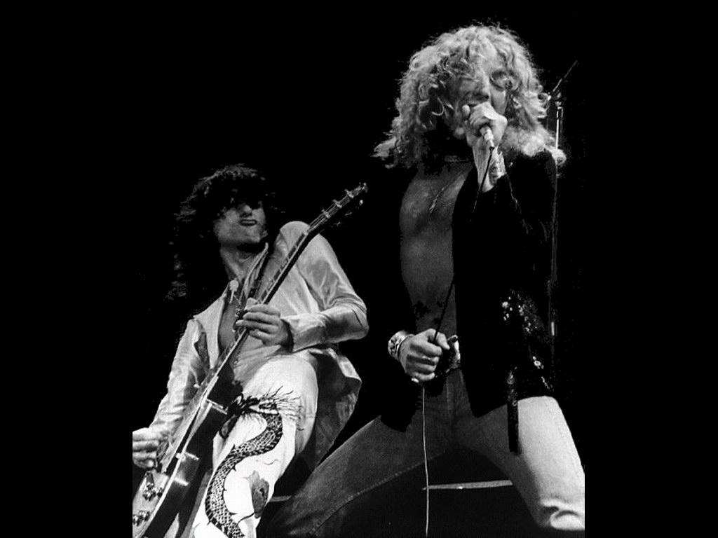 Led Zeppelin: When the Levee Breaks